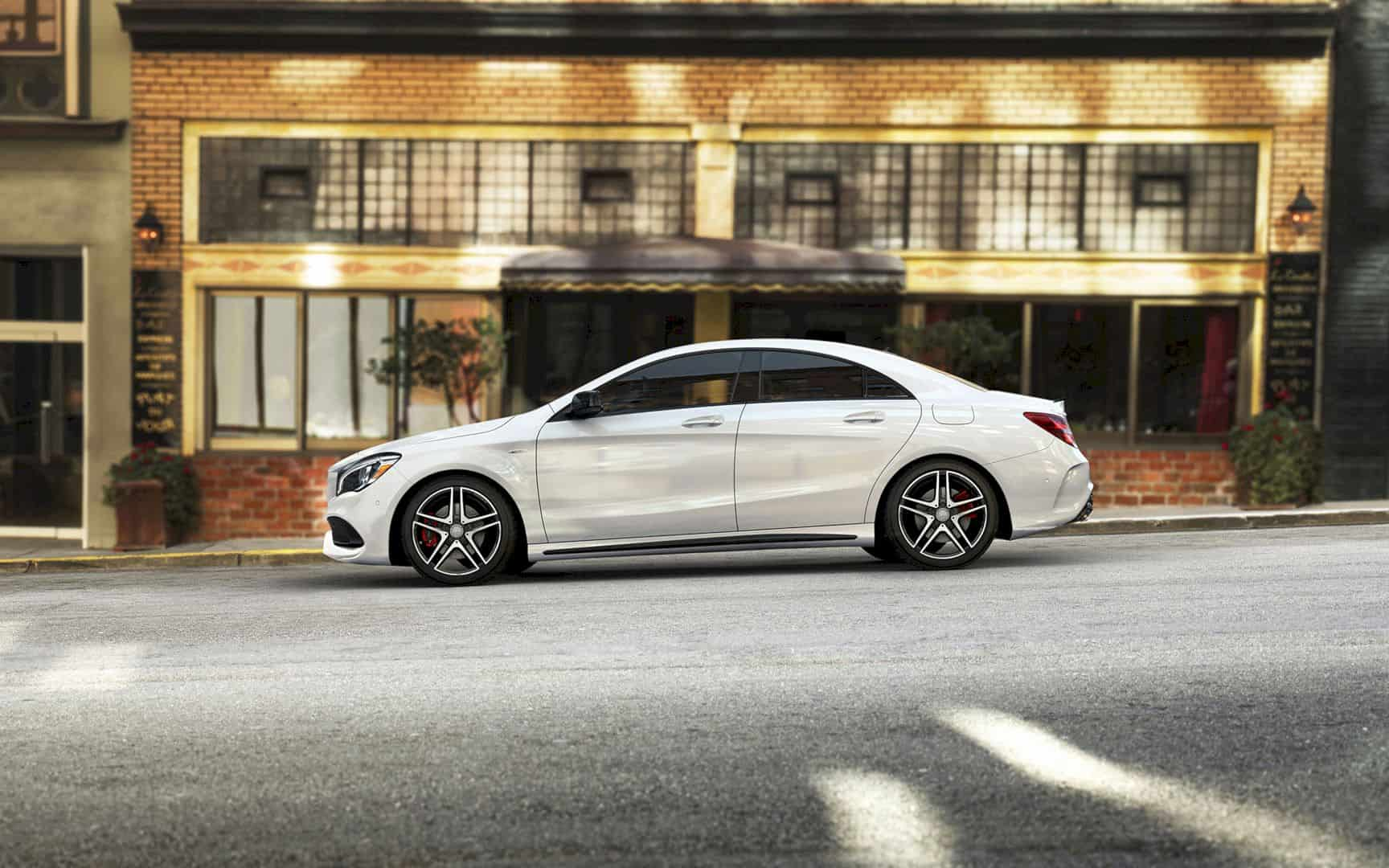 Mercedes-AMG CLA45: The Most Powerful CLA on Sale
