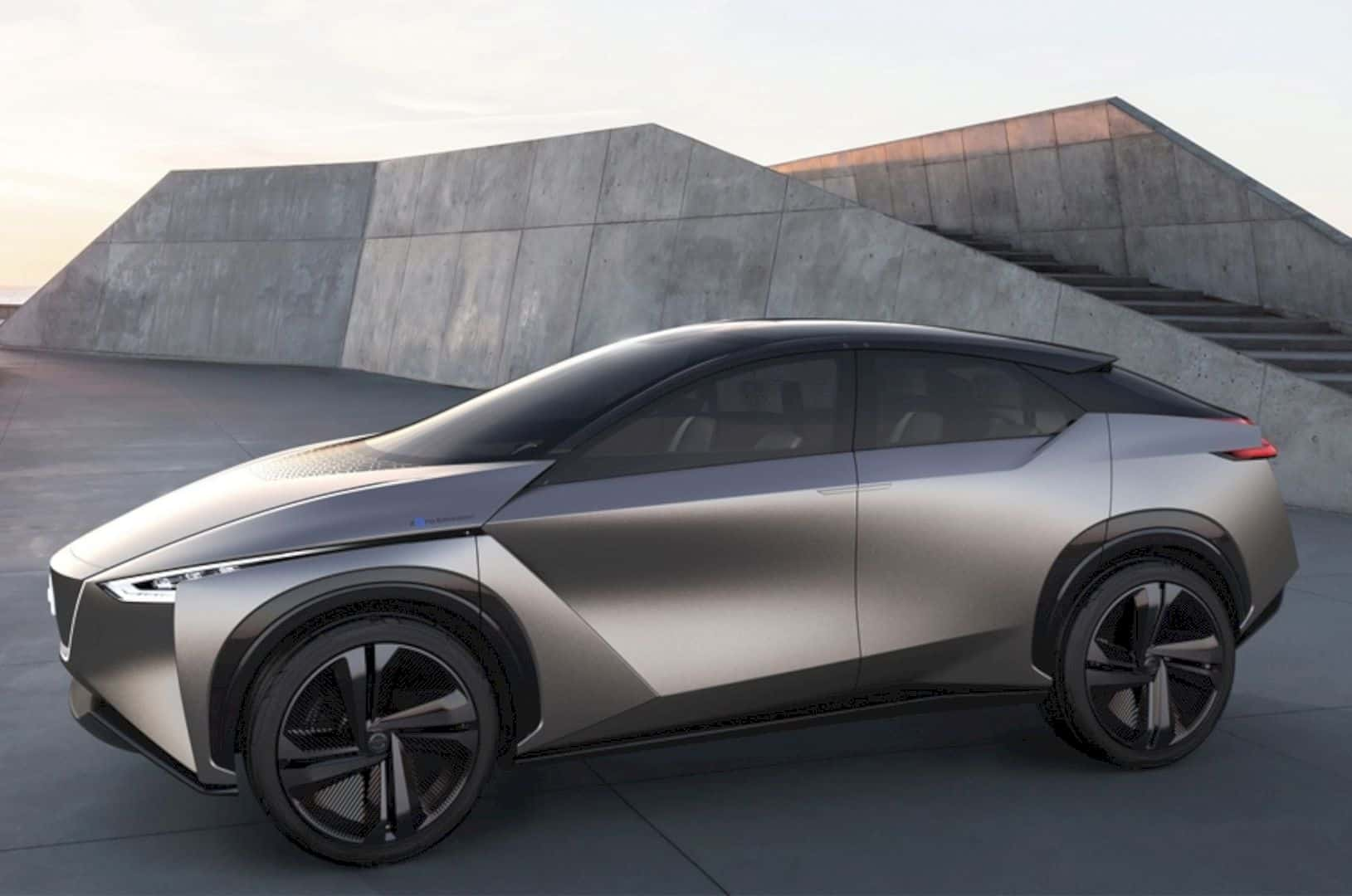 Nissan IMx KURO Concept Take Zero-Emission Crossover Into The Next Level
