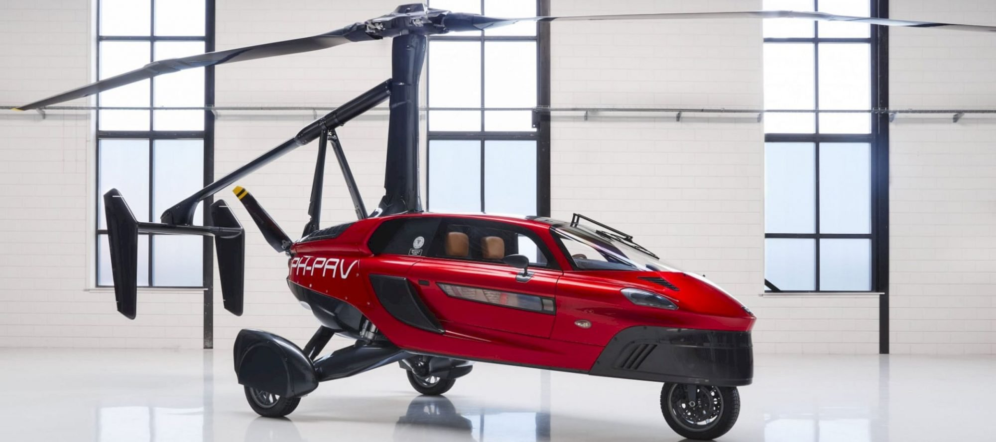 PAL-V Liberty: The Groundbreaking Product that Inaugurates the Age of the Flying Car