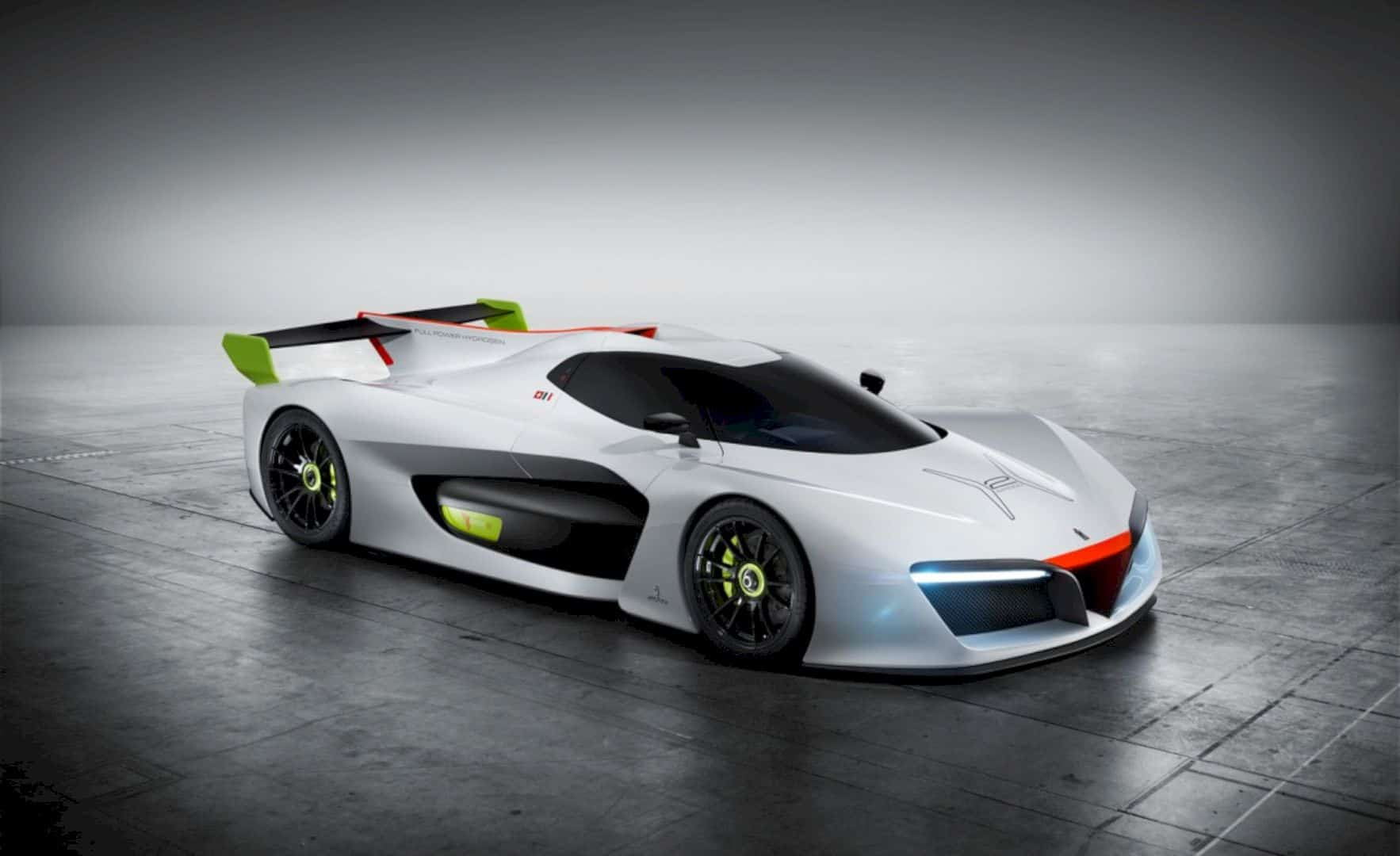 Pininfarina H2 Speed 4