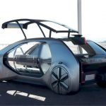 Renault EZ-GO Robot Taxi Rethink The Concept of Social Responsible of Transportation