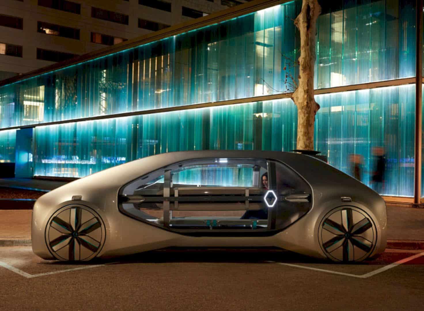 Renault Ez Go 9