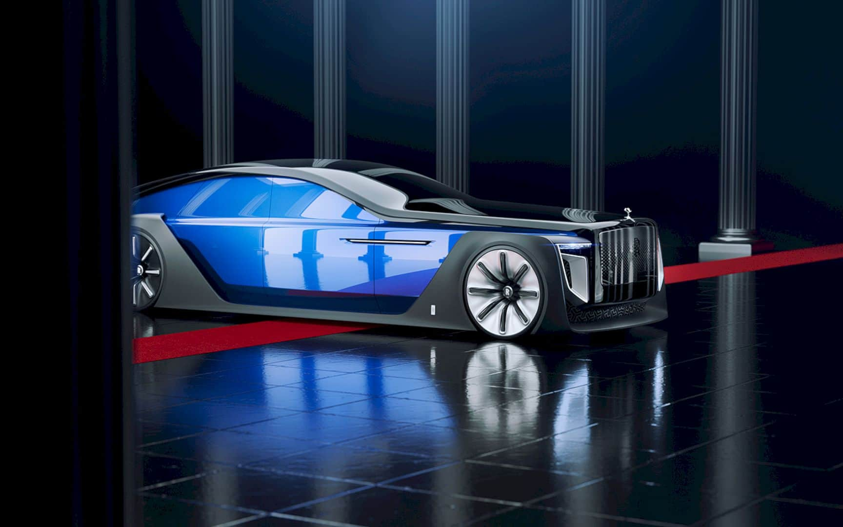 Rolls Royce Exterion Concept 4
