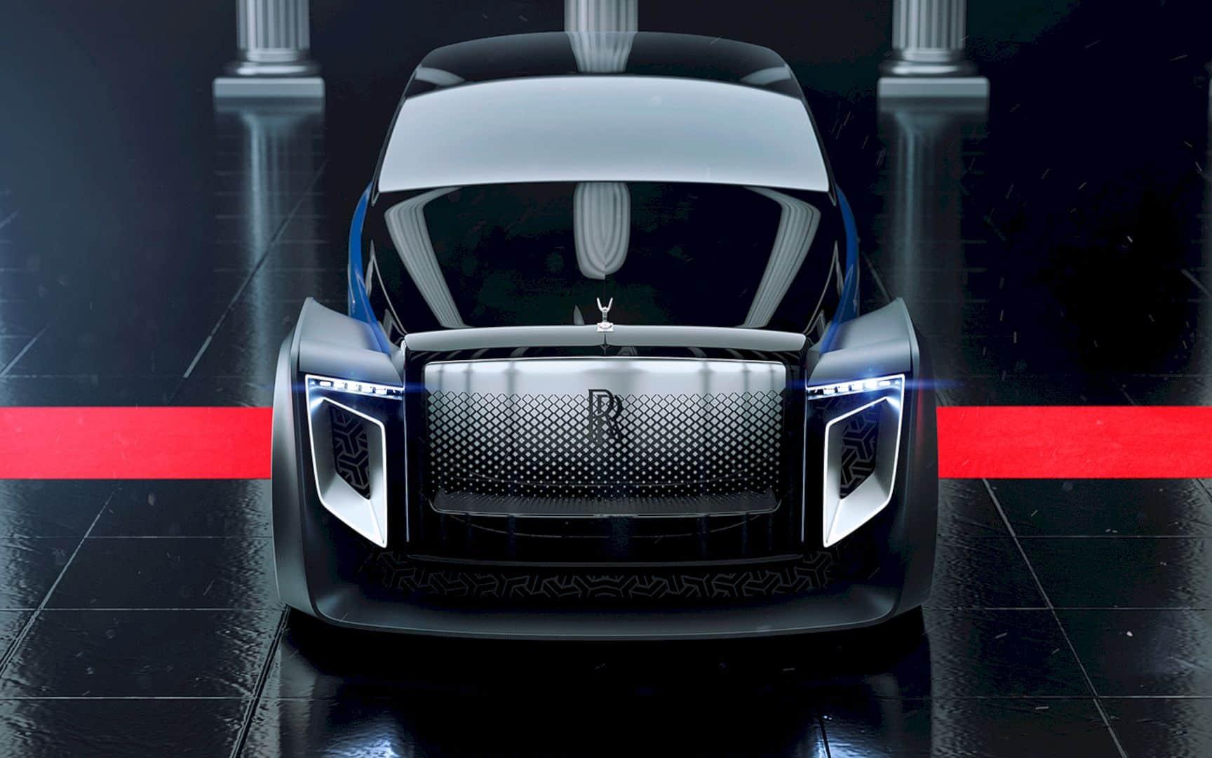 Rolls Royce Exterion Concept 6