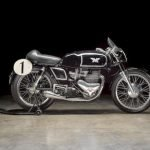 Meet The Ex-South African Champion 'Beppe' Castellani 1955 Matchless G45