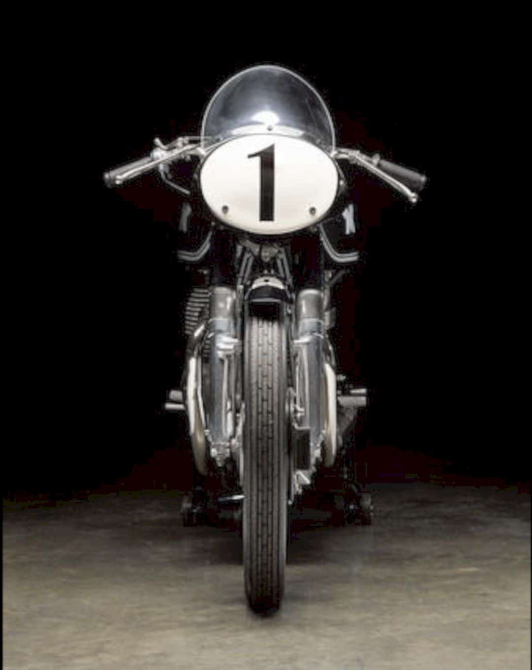 The 1955 Matchless 498cc G45 Motorcycle 4