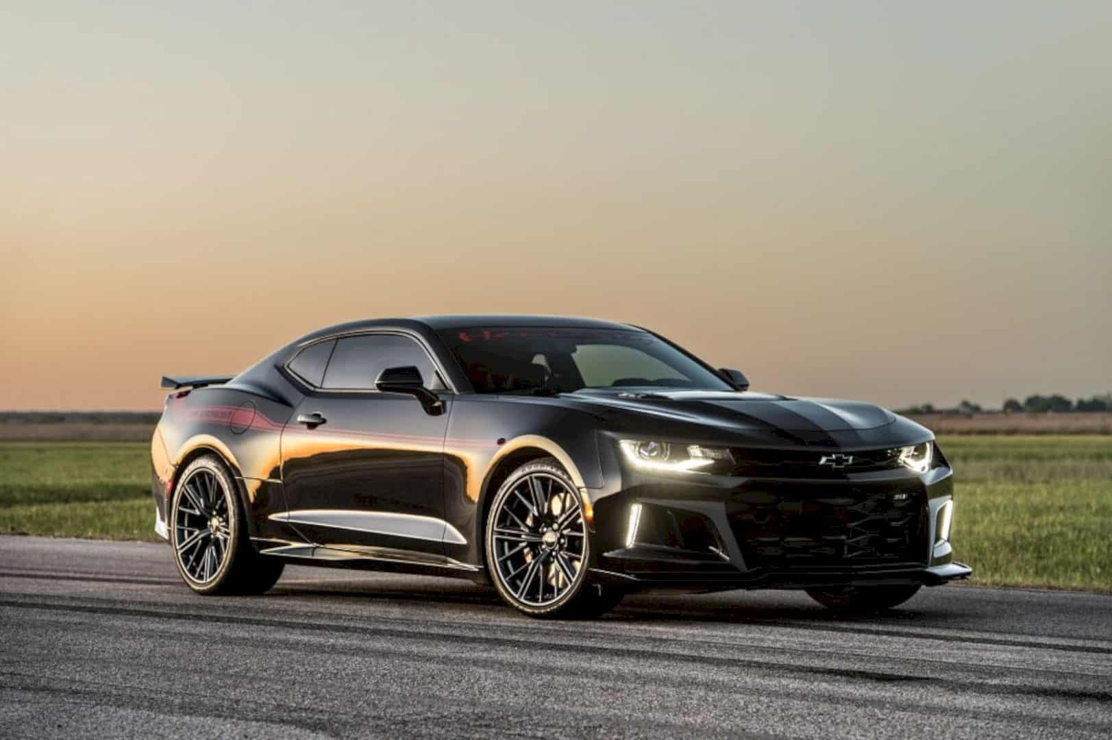 Hellcat 2018 Chevy Camaro >> THE EXORCIST By Hennessey Performance: Camaro Built That is Very Rare and Exclusive | Design ...