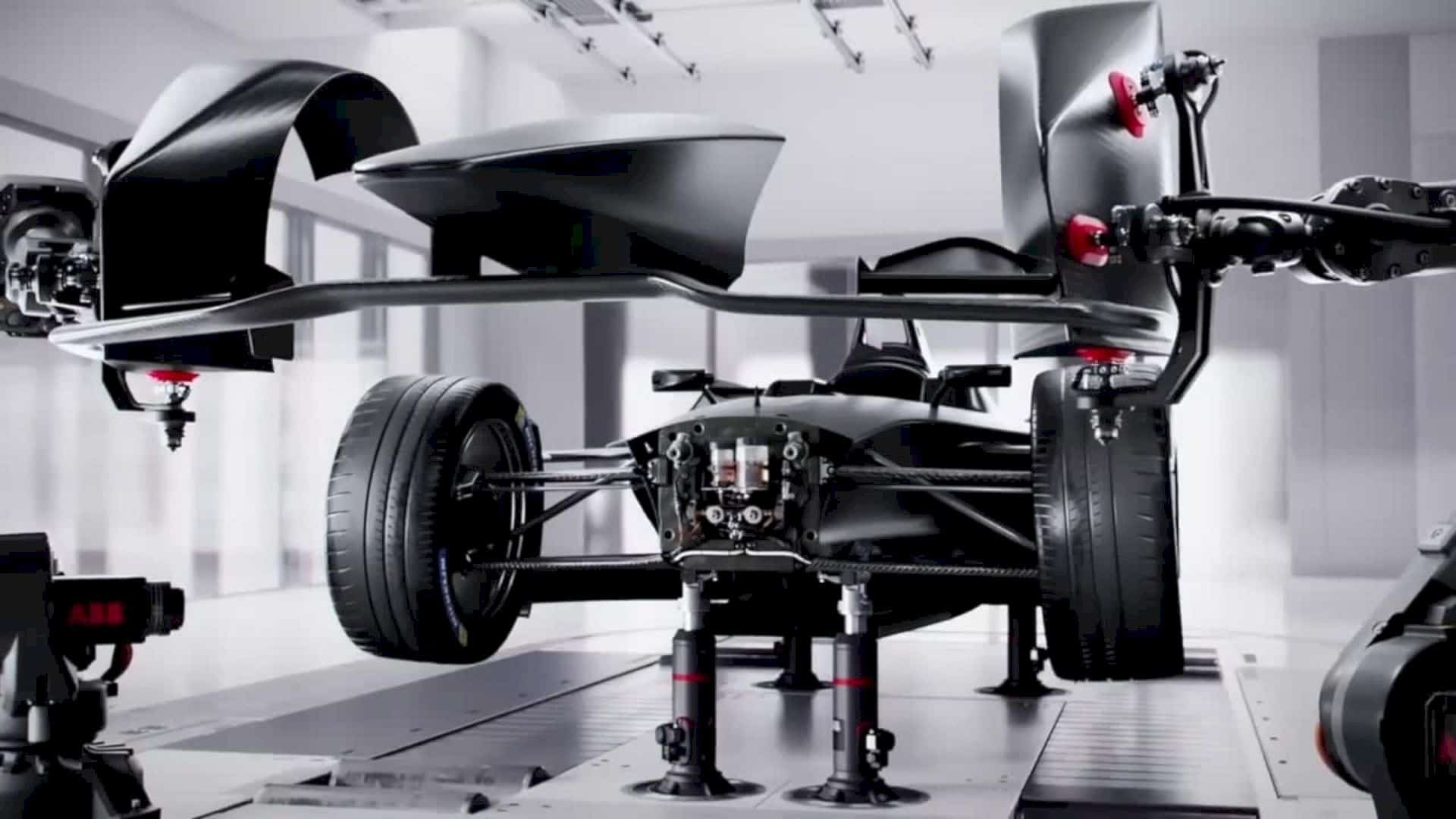 The Gen2 Formula E 1