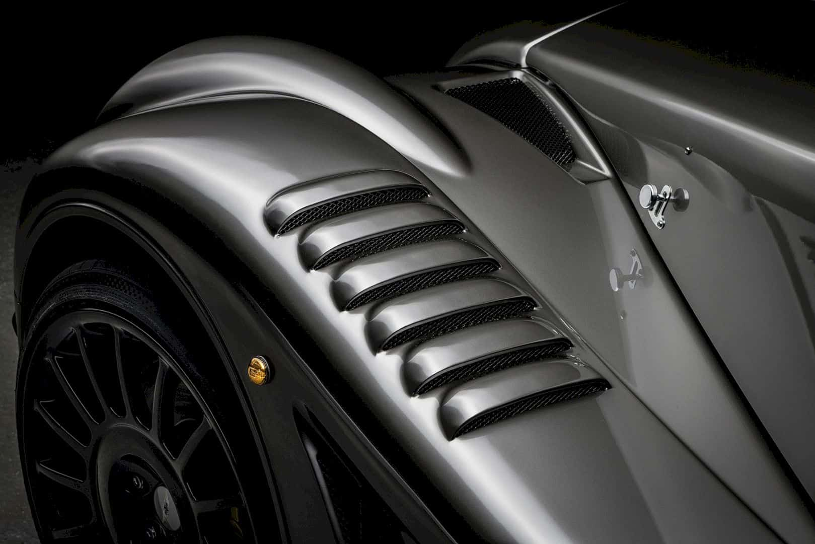 The Morgan Aero Gt 1