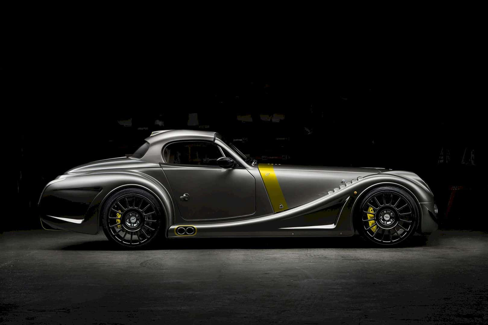 The Morgan Aero Gt 3