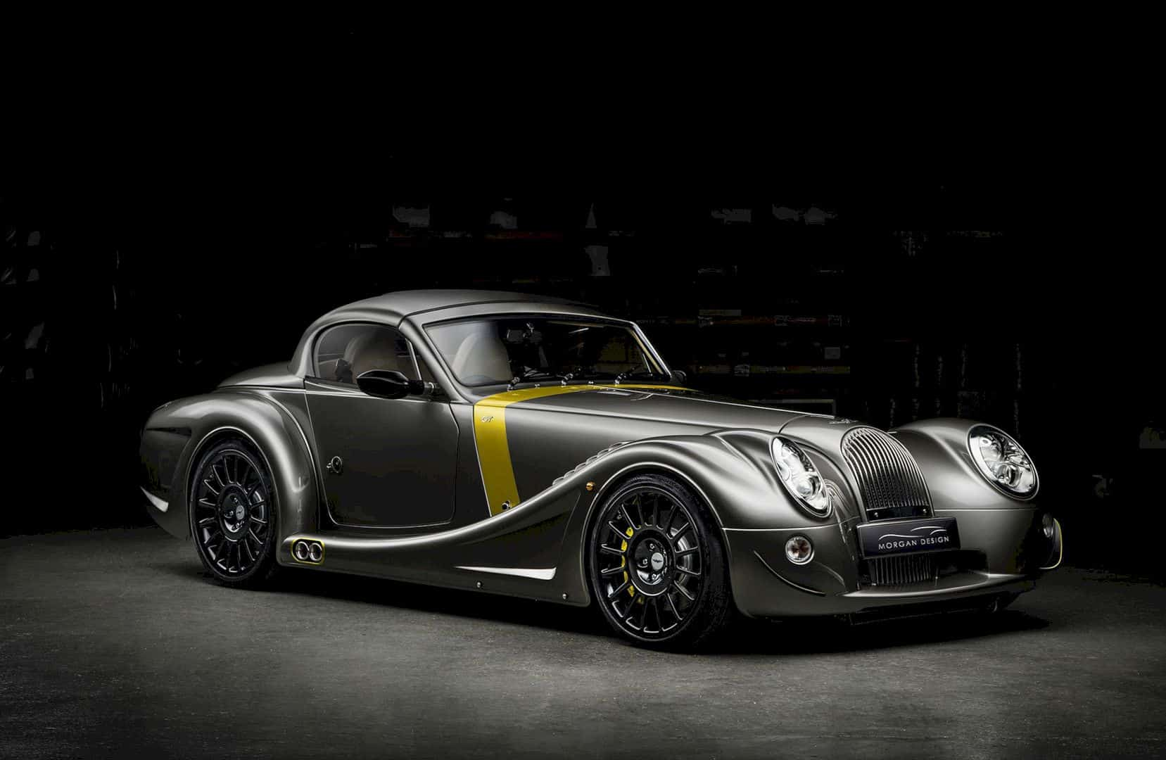 The Morgan Aero Gt 4