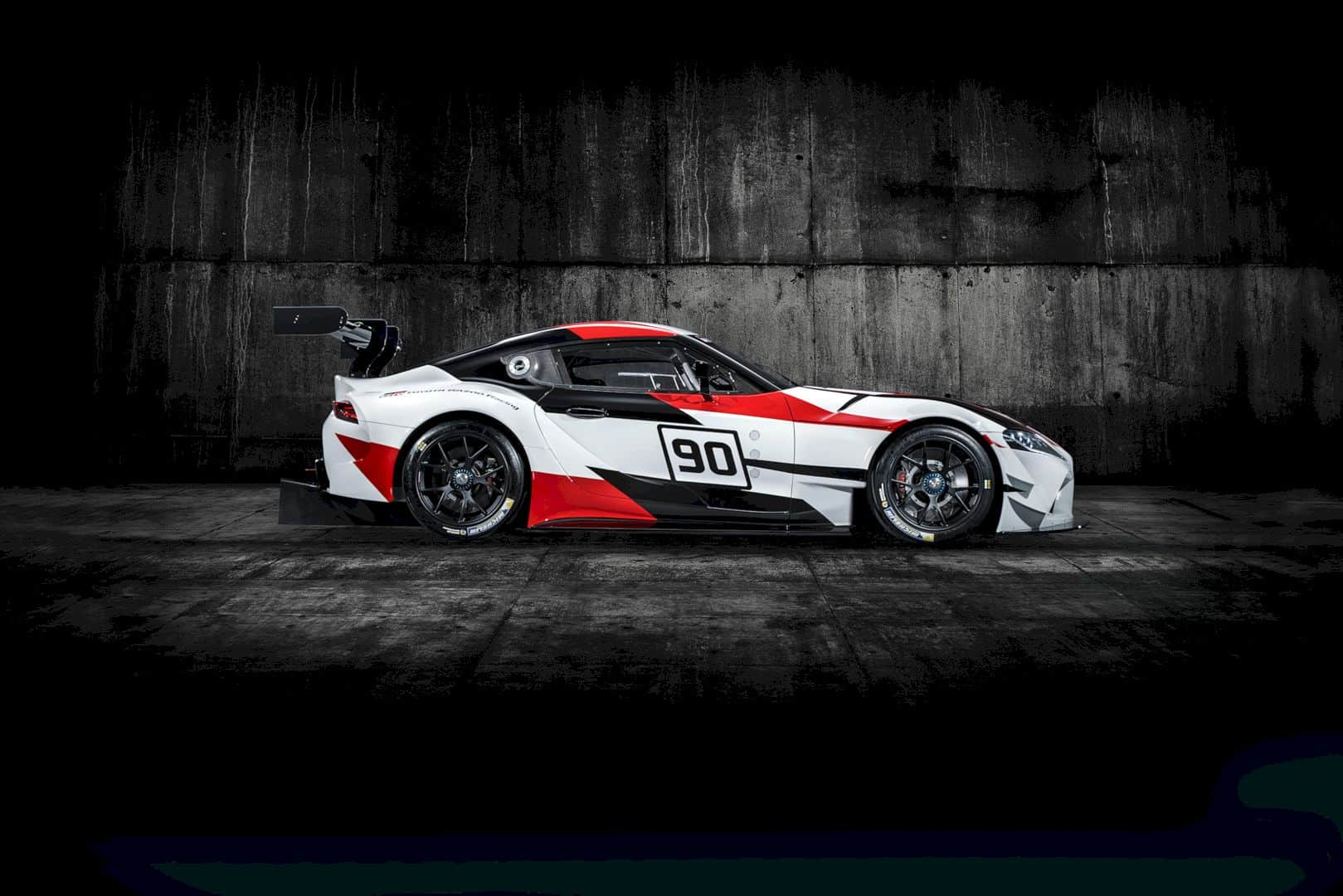 Toyota GR Supra Racing Concept: The Return of the Legend | Design ...
