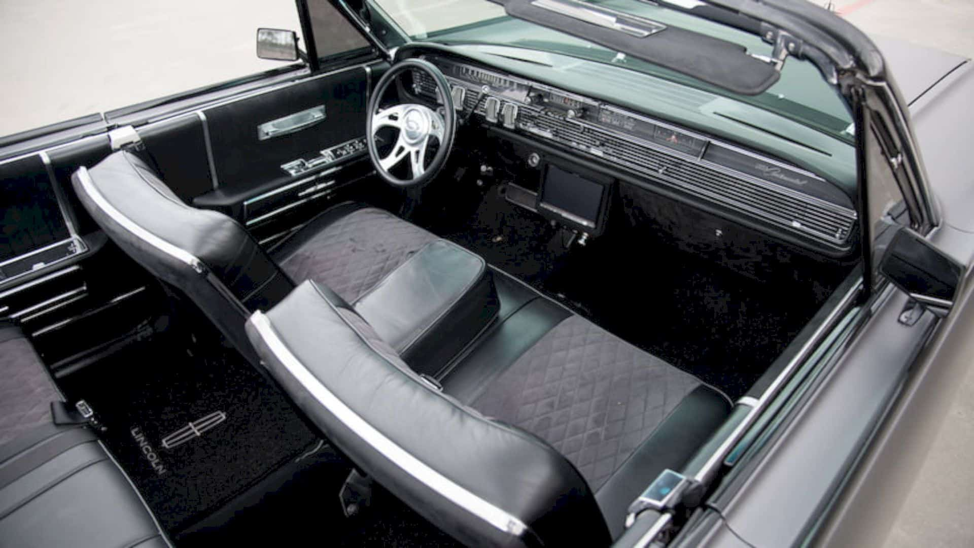 1964 Lincoln Continental Convertible 1