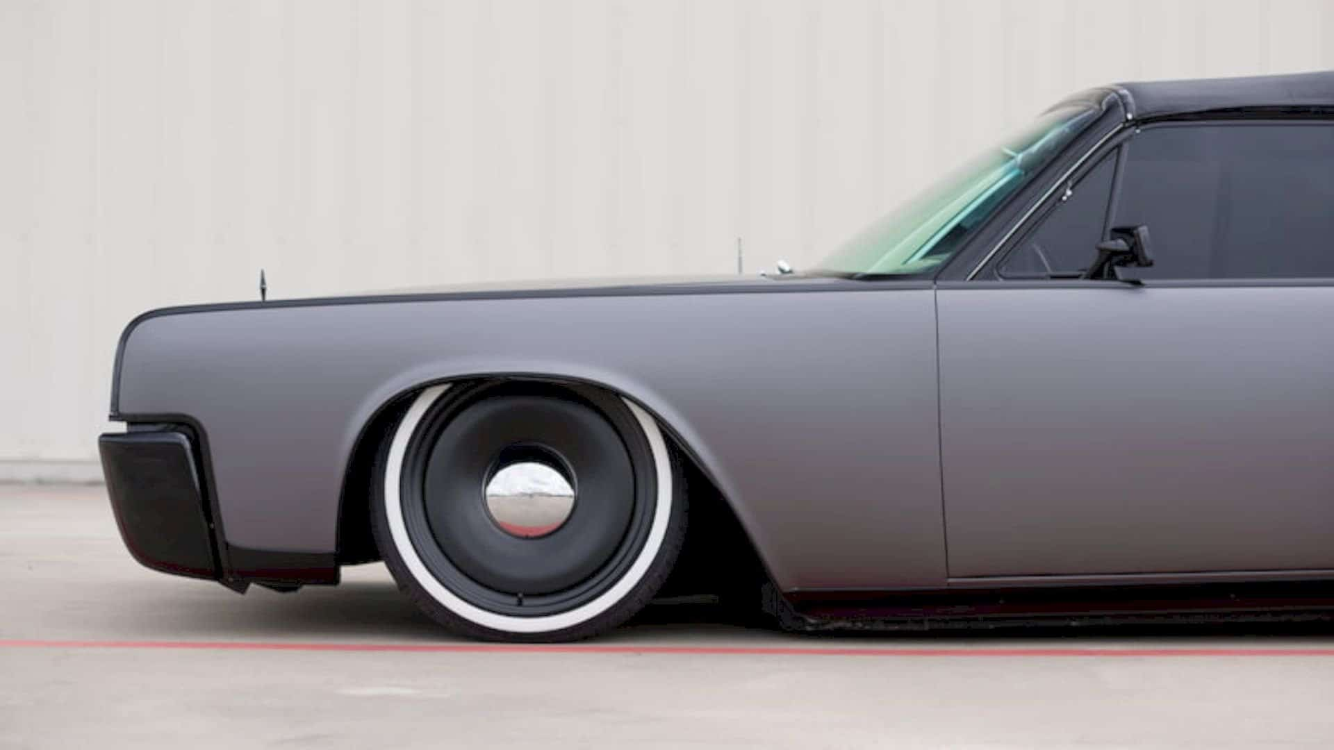 1964 Lincoln Continental Convertible 6