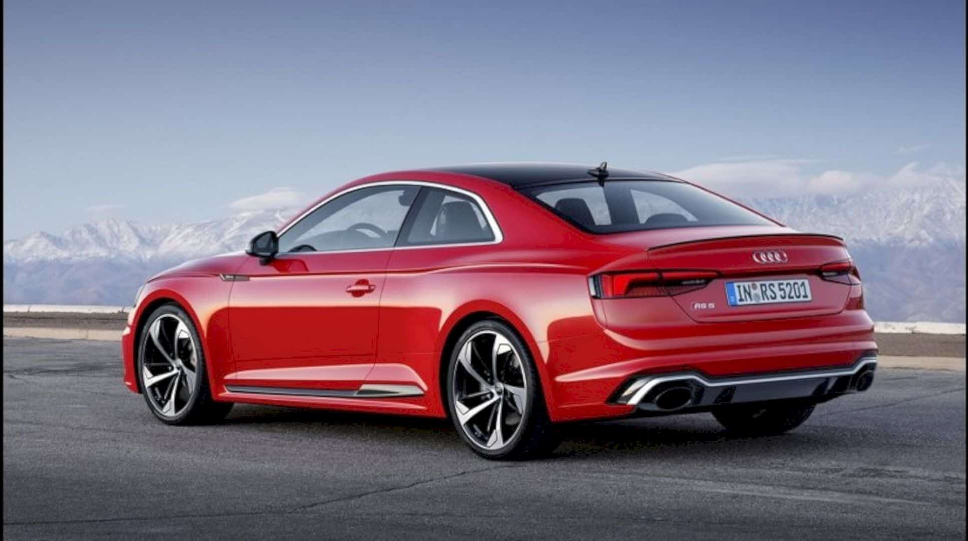 2018 Audi Rs 5 Coupe 4