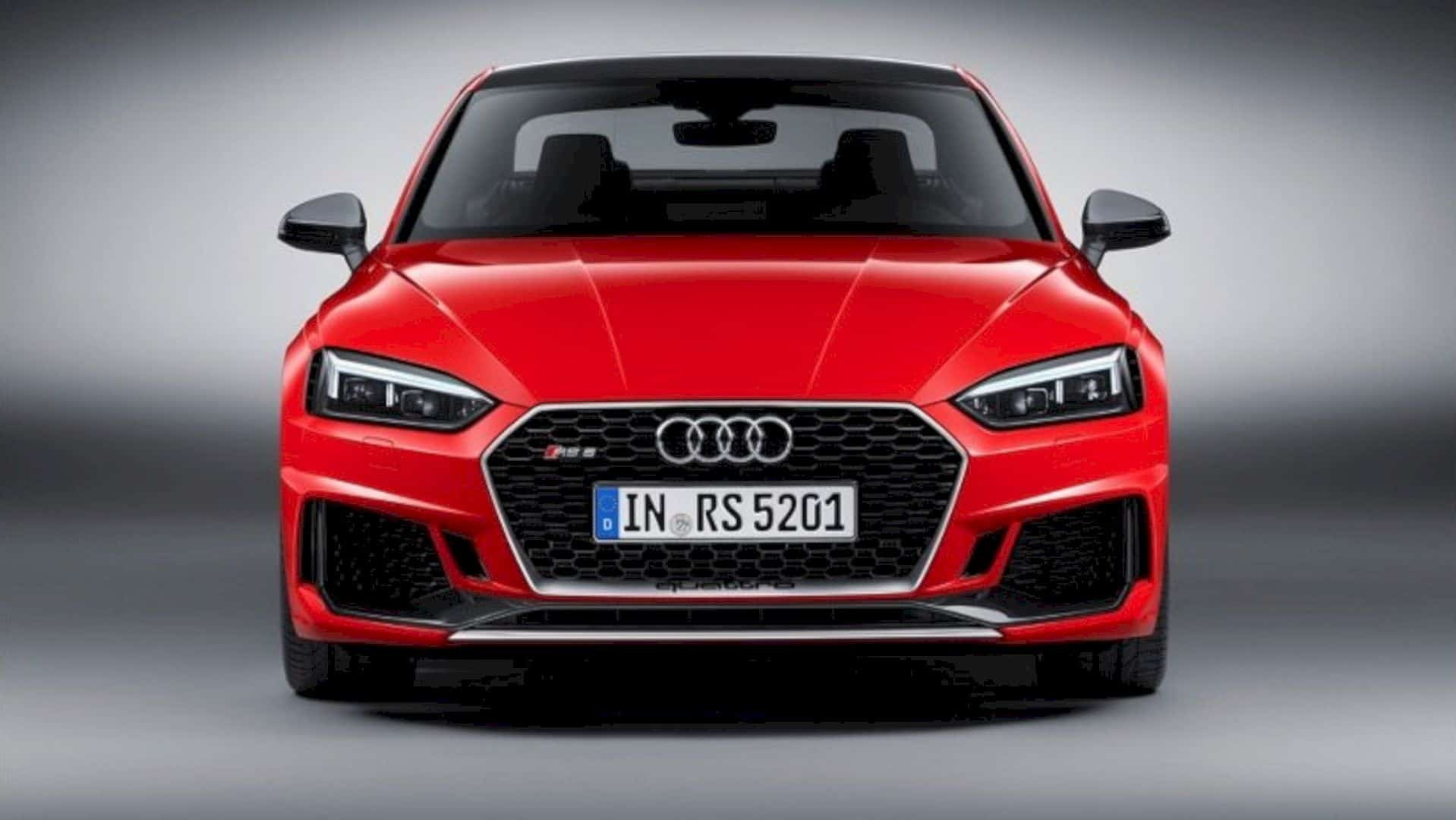 2018 Audi Rs 5 Coupe 6