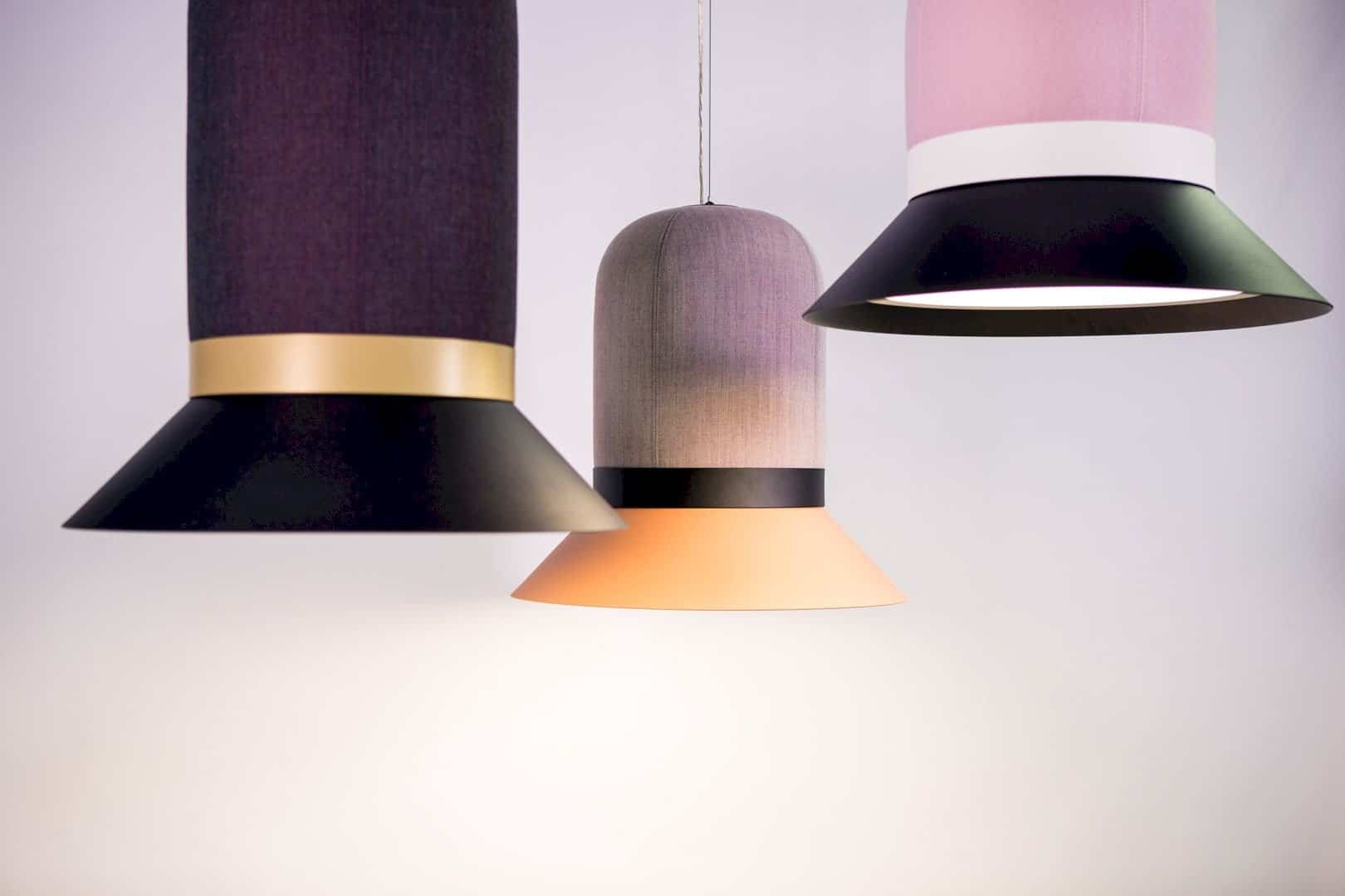 BuzziHat: A Decorative and Unique Hat-Shaped Pendant Light