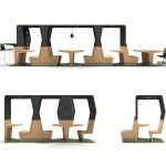 HUBB Modular Furniture Collection 4