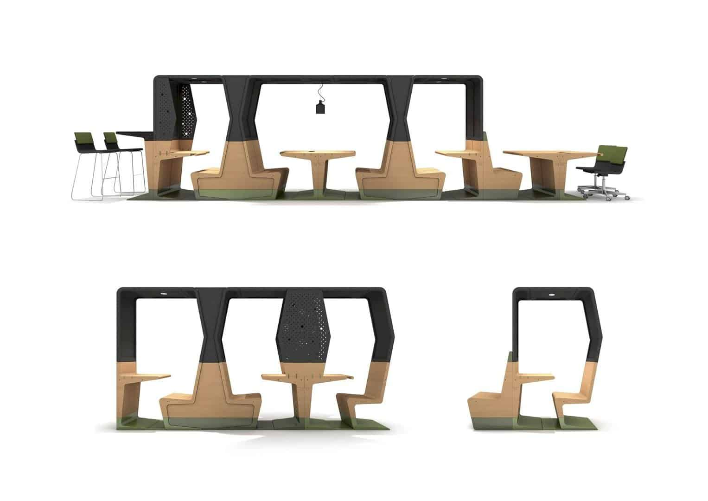 HUBB Modular Furniture Collection 4