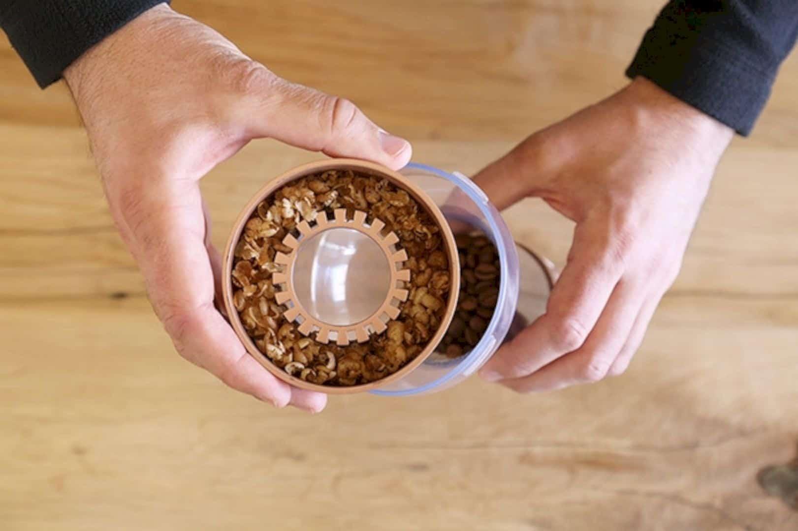 Kelvin Home Coffee Roasting 9