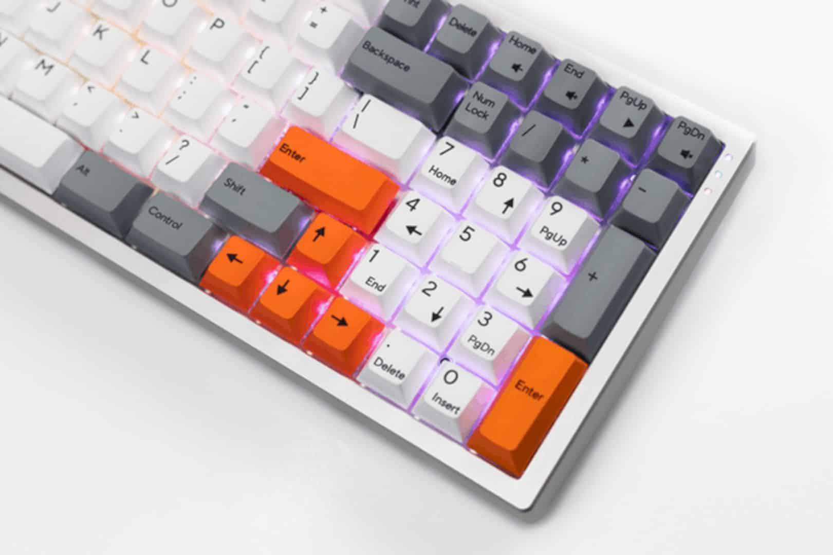 Kira Mechanical Keyboard 4
