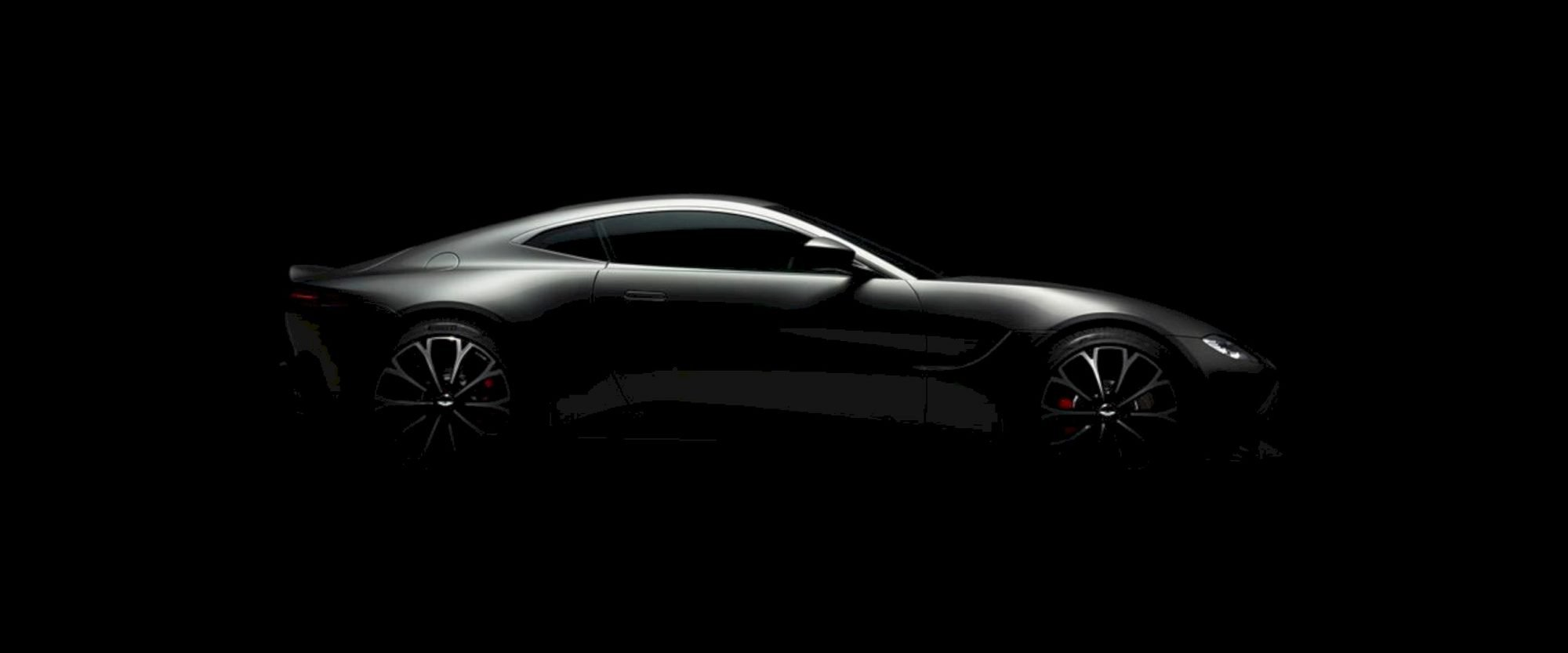 Aston Martin New Vantage: The Archetypal Hunter
