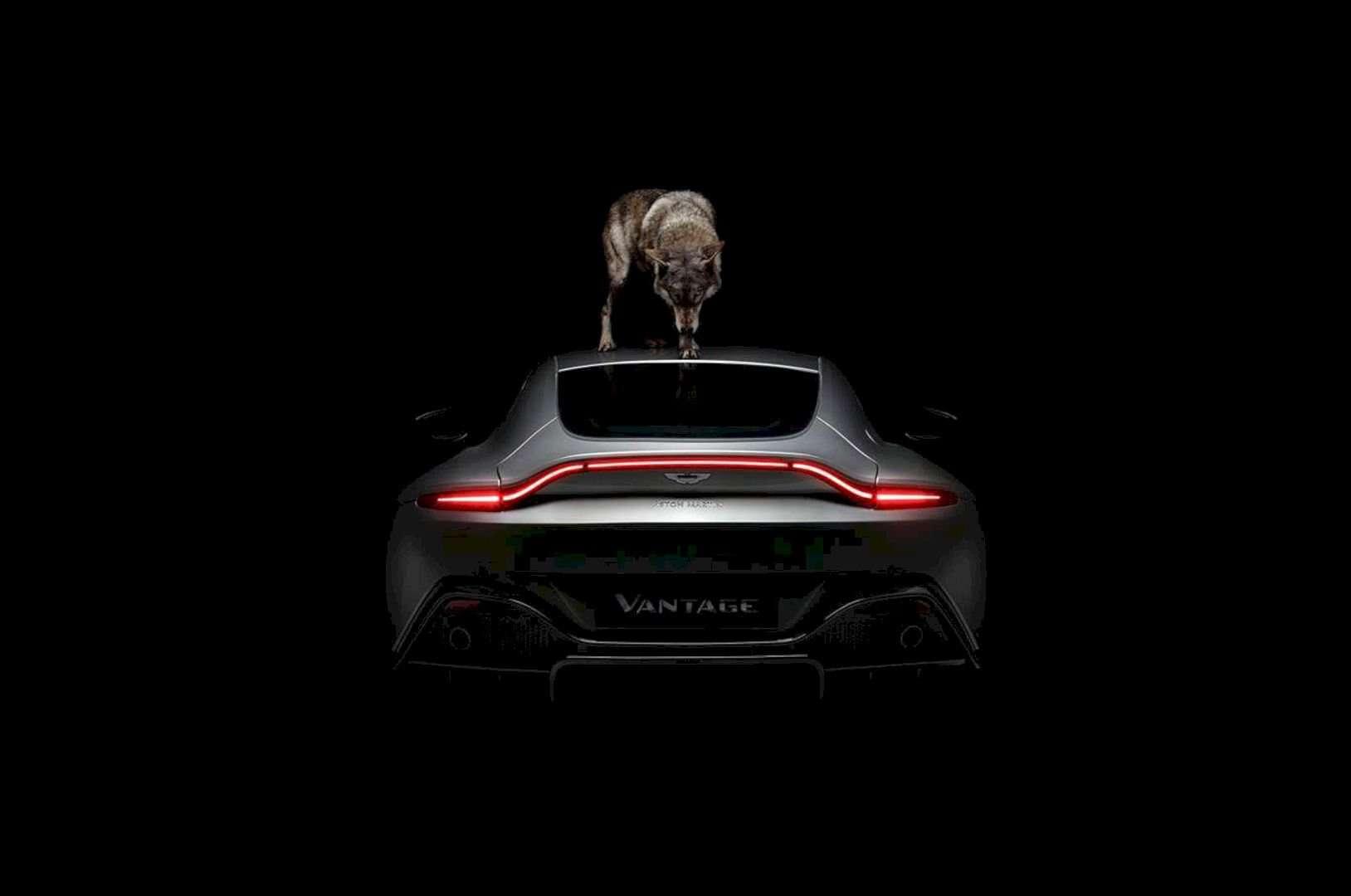 Aston Martin New Vantage 7