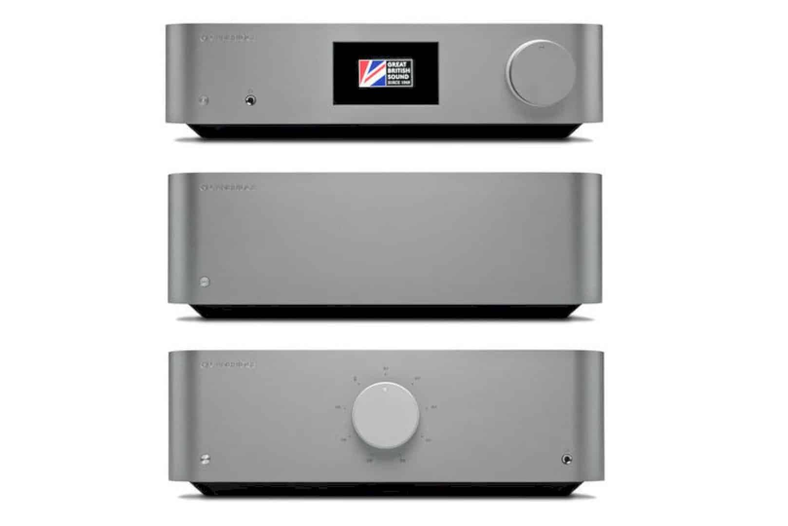 Cambridge Audio Edge Series 7
