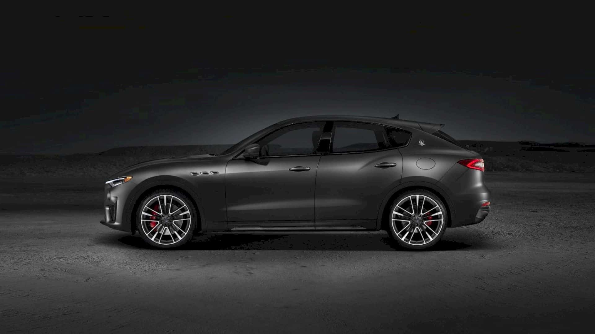 Maserati Levante Trofeo 4