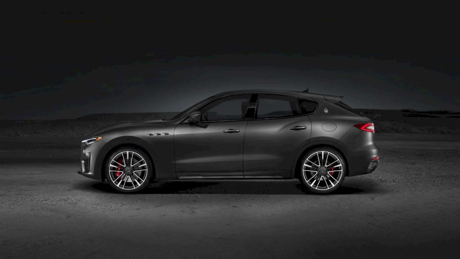 Maserati Levante Trofeo 4