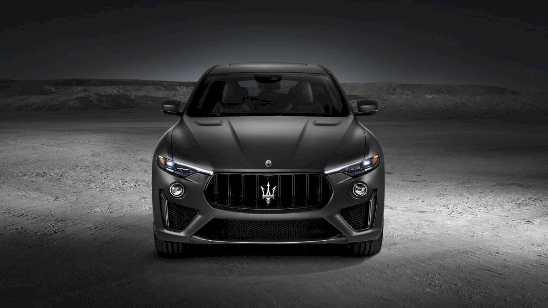 Maserati Levante Trofeo 5