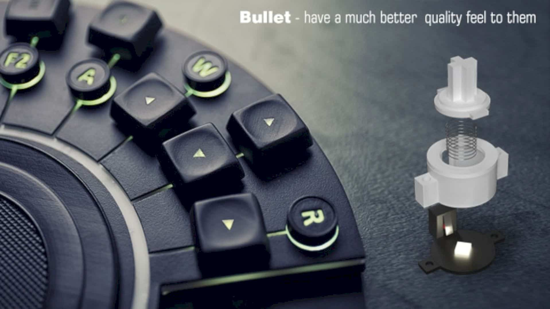 Mechanical Keypad Hunter 1 0 4