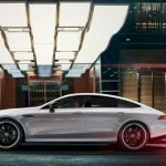 Mercedes-AMG GT 4-Door Coupé: Car for The One Who Enjoy Performance and Design