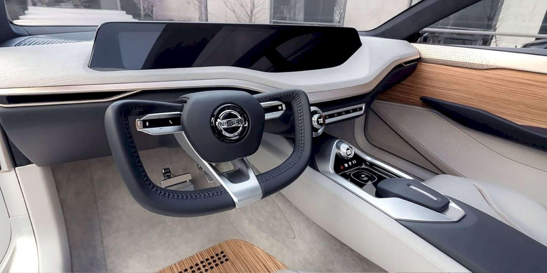 Nissan Vmotion 2 0 3