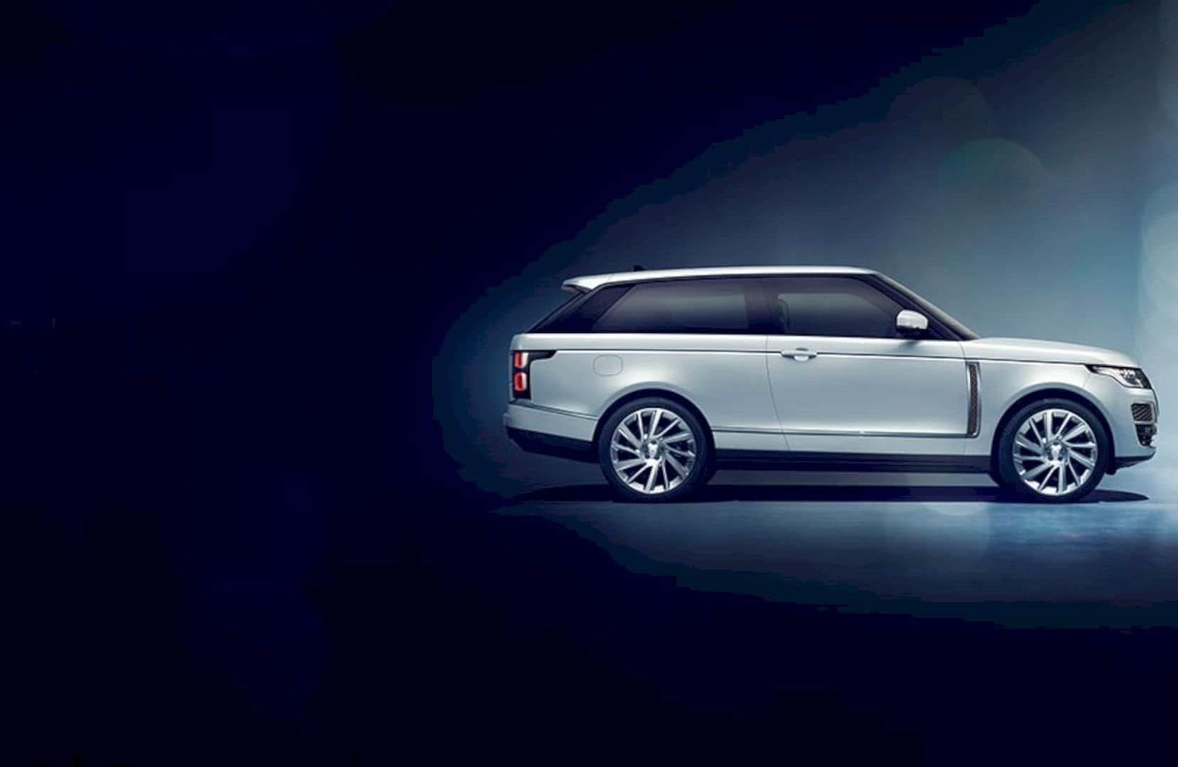 Range Rover Sv Coupé 6