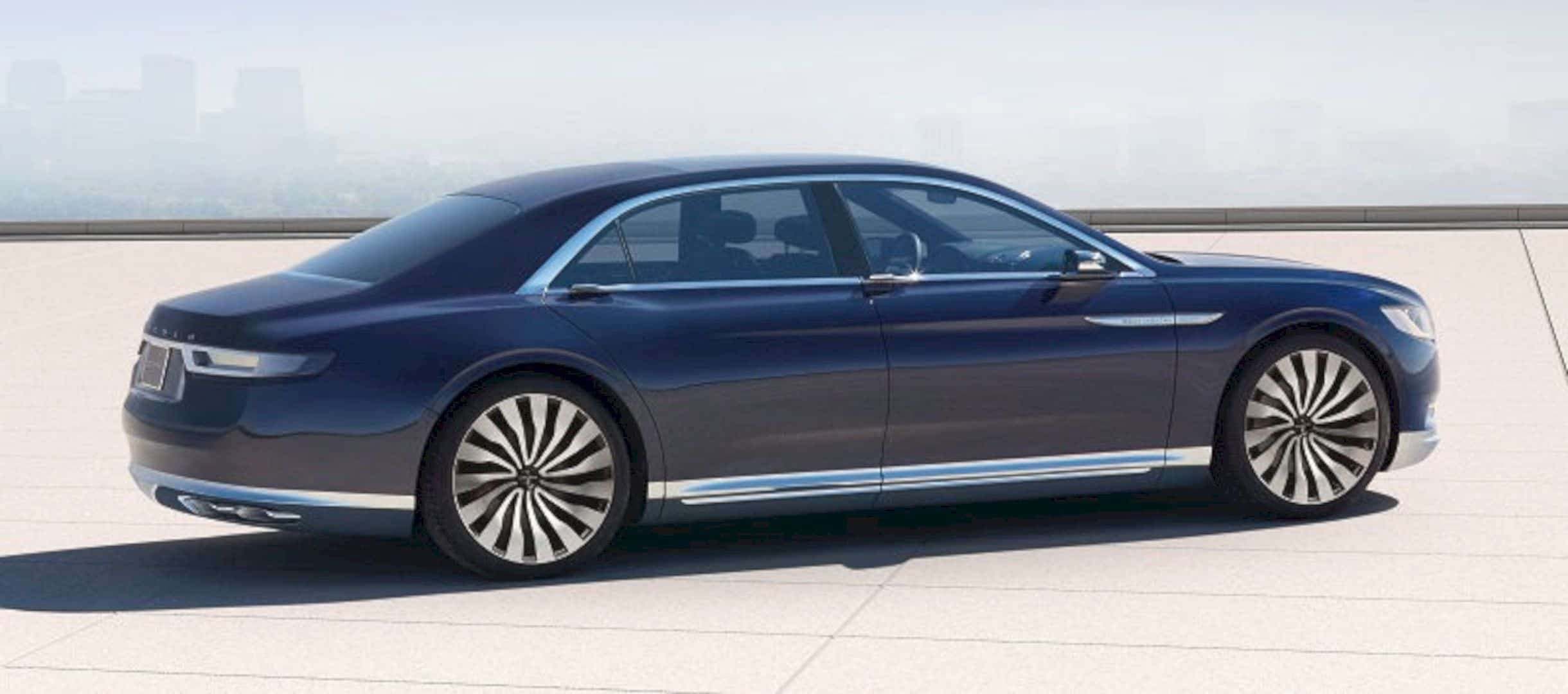 The Lincoln Continental Concept 4