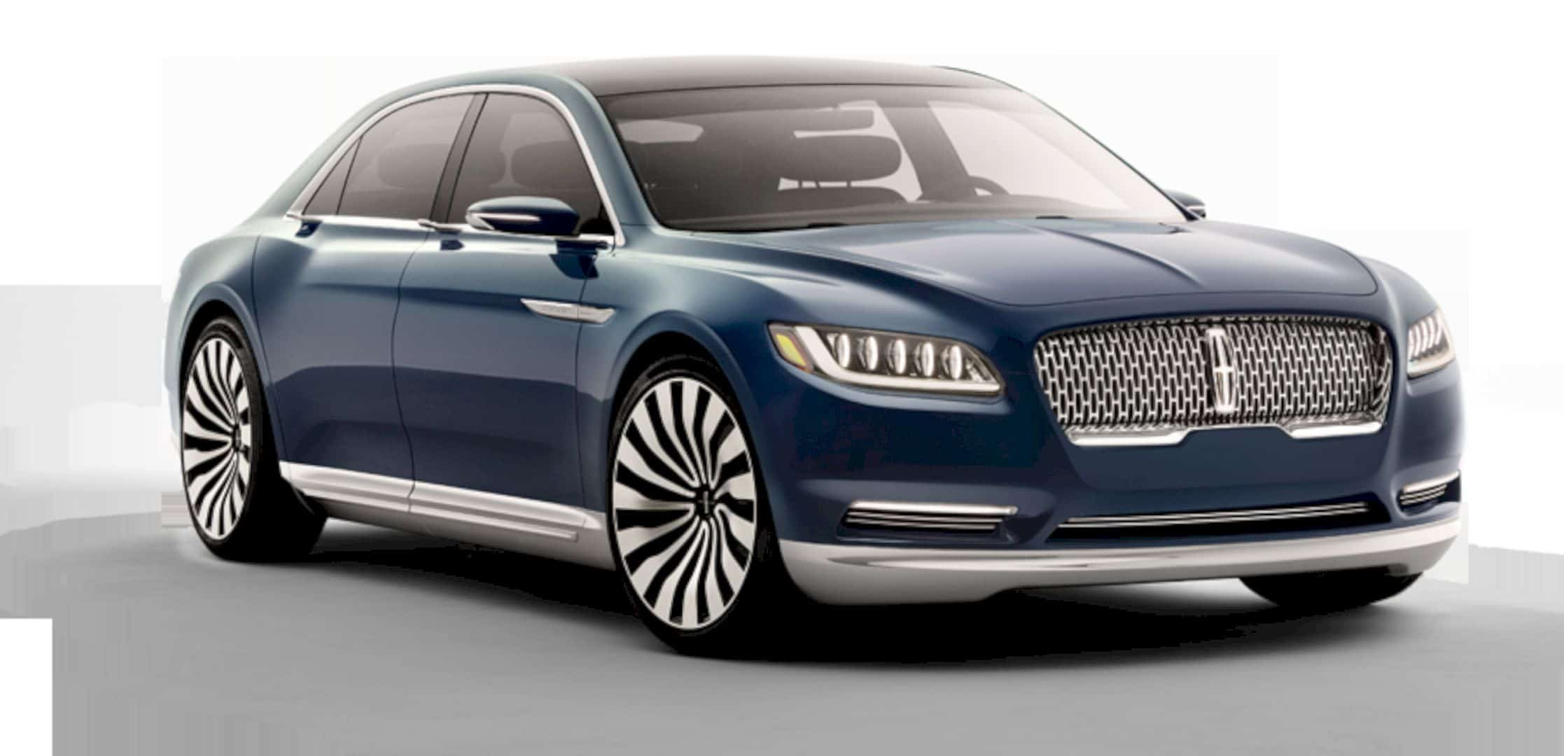The Lincoln Continental Concept 5