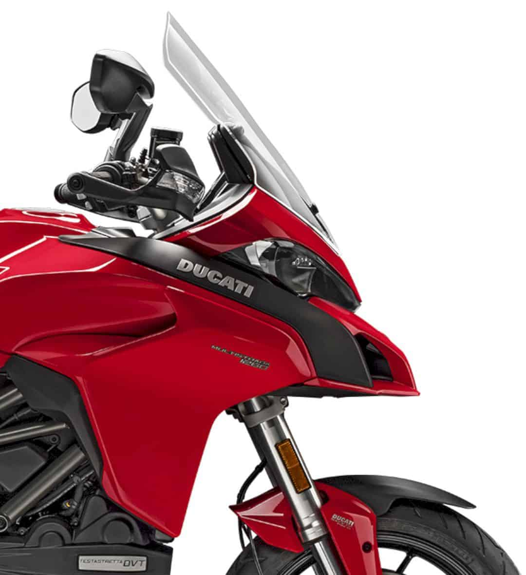 The New Multistrada 1260 By Ducati 6