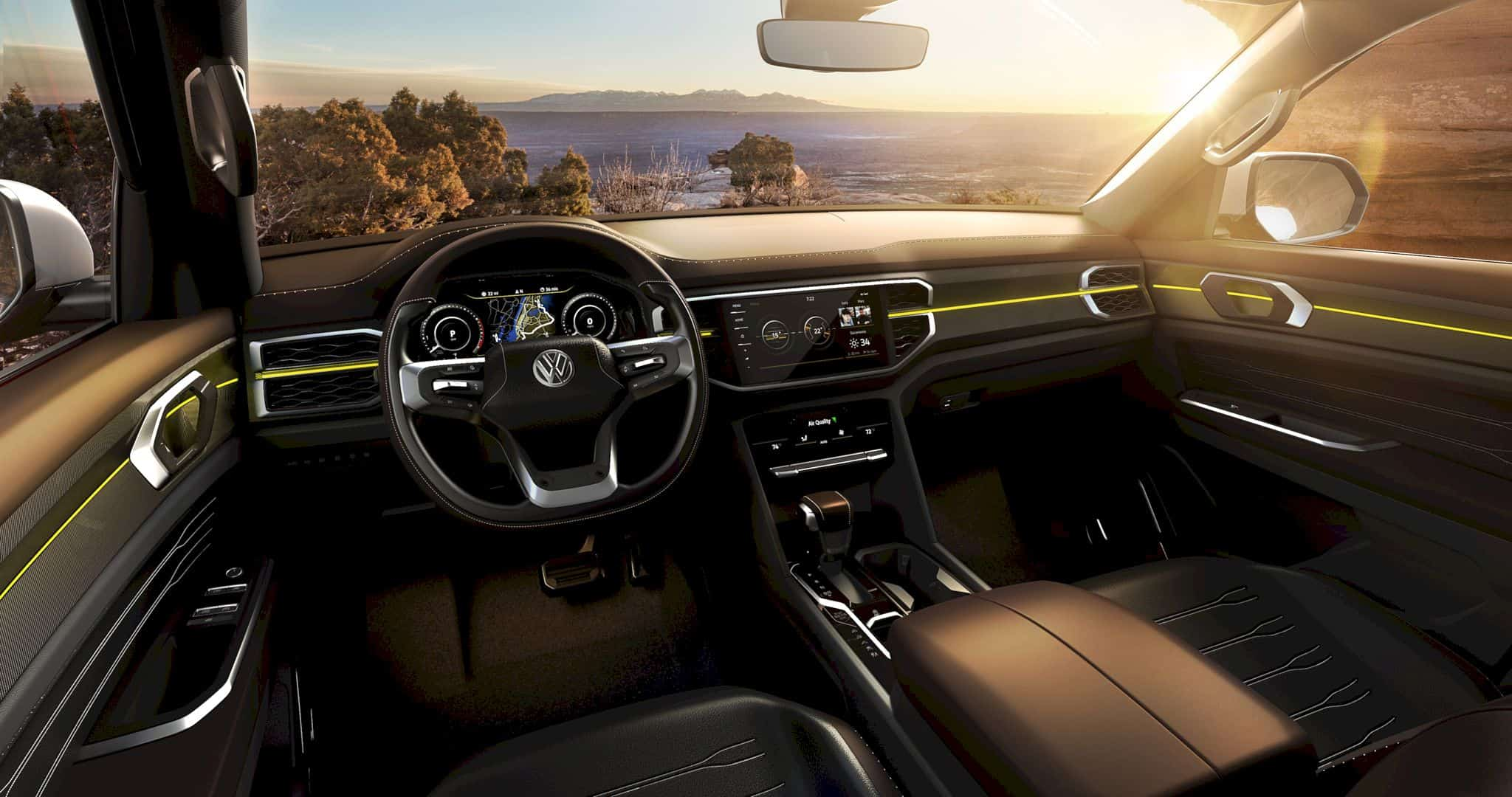 Volkswagen Atlas Tanoak 6