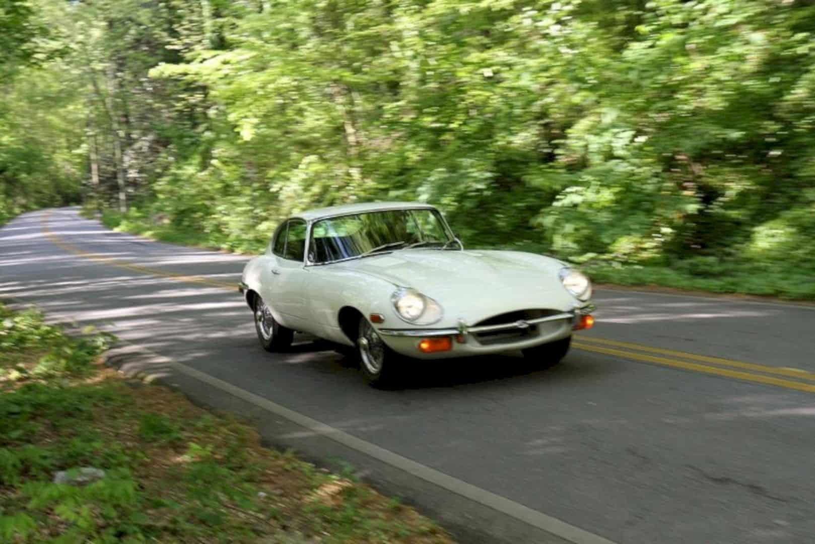 1969 Jaguar E Type Coupe Xker 1