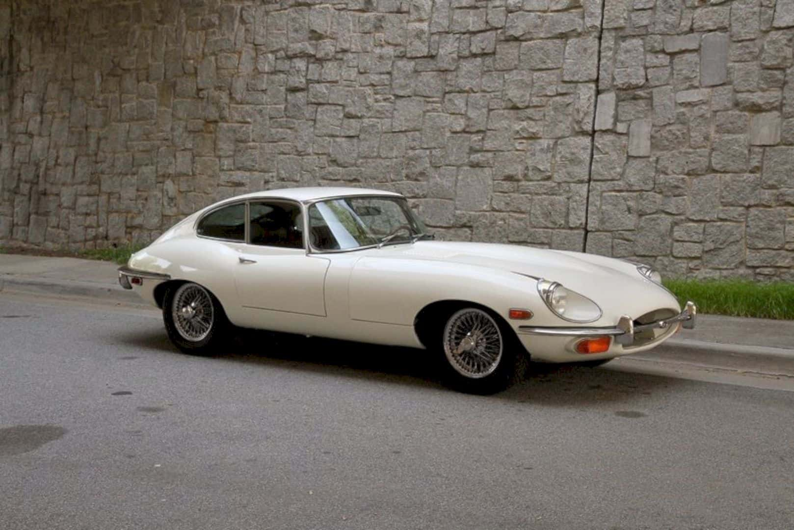 1969 Jaguar E Type Coupe Xker 9