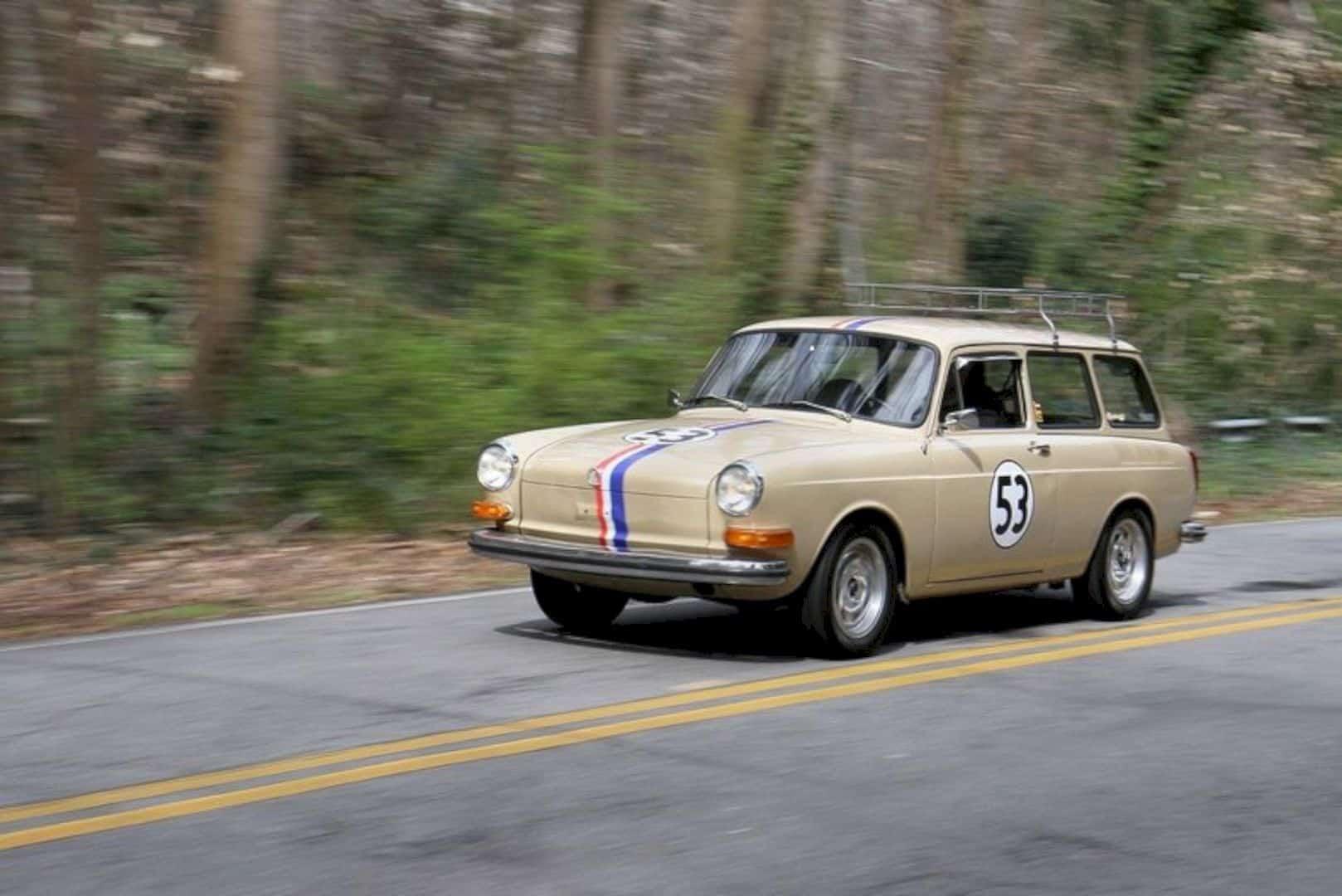 1972 Volkswagen Type 3 Squareback 1