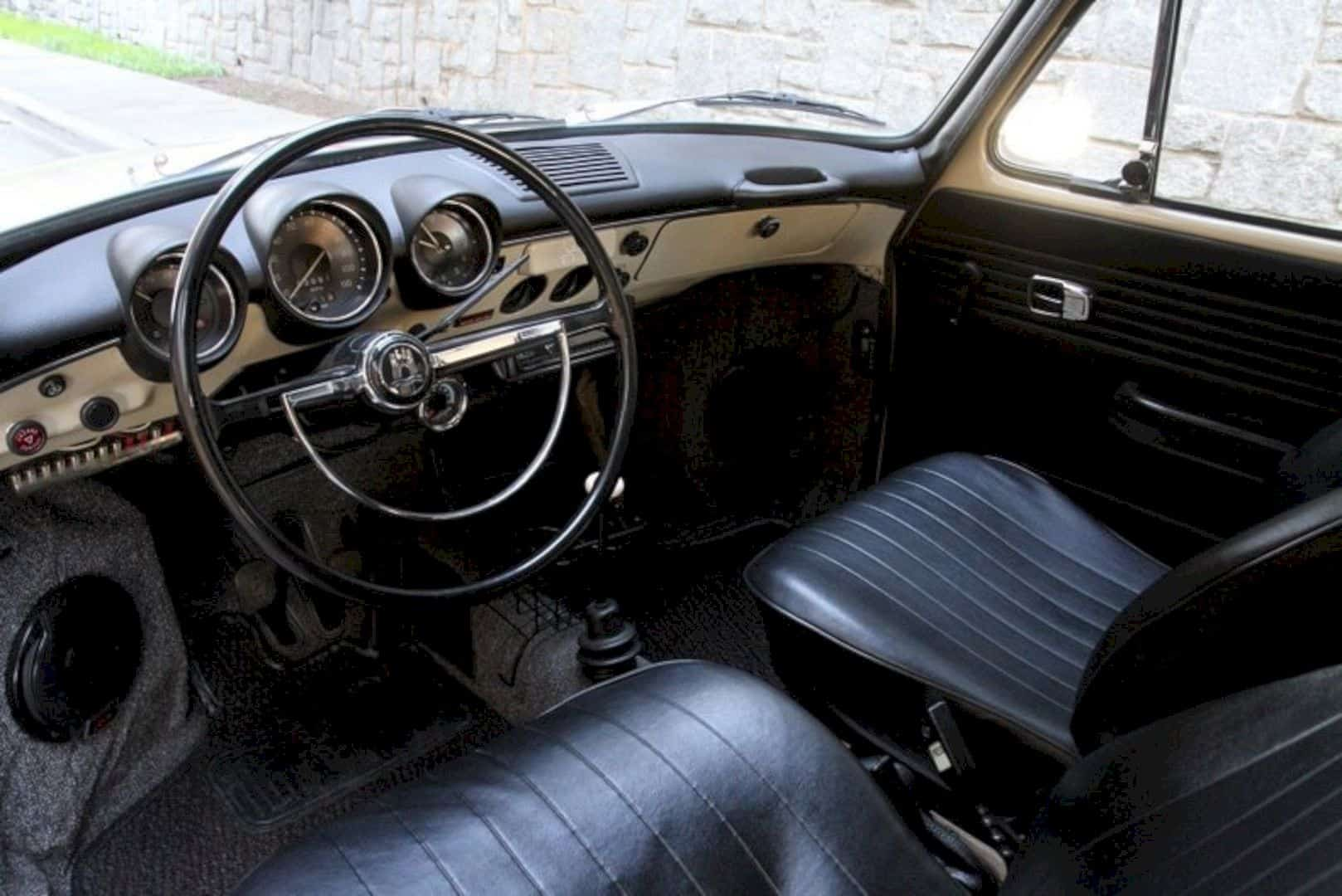 1972 Volkswagen Type 3 Squareback 4