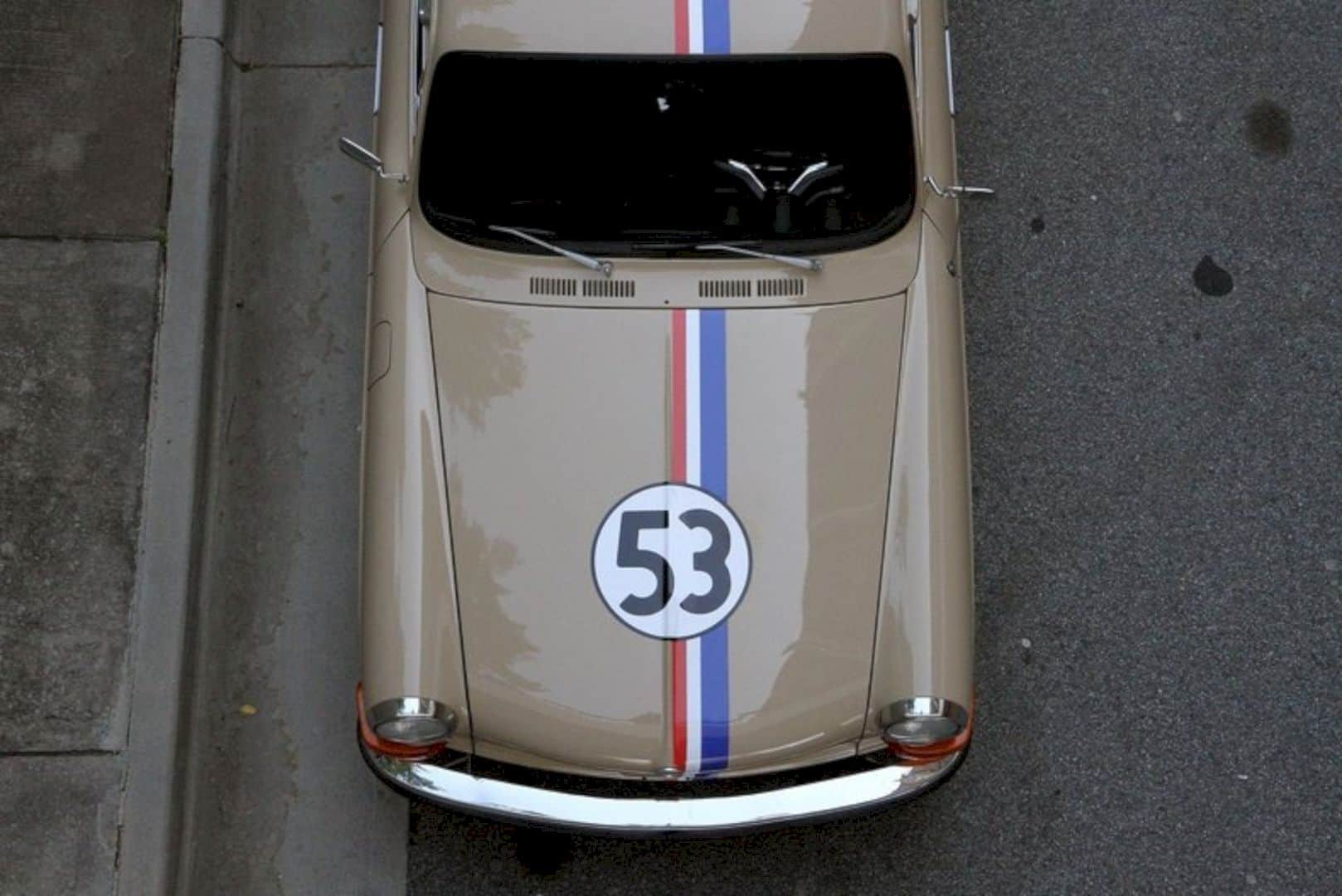 1972 Volkswagen Type 3 Squareback 5