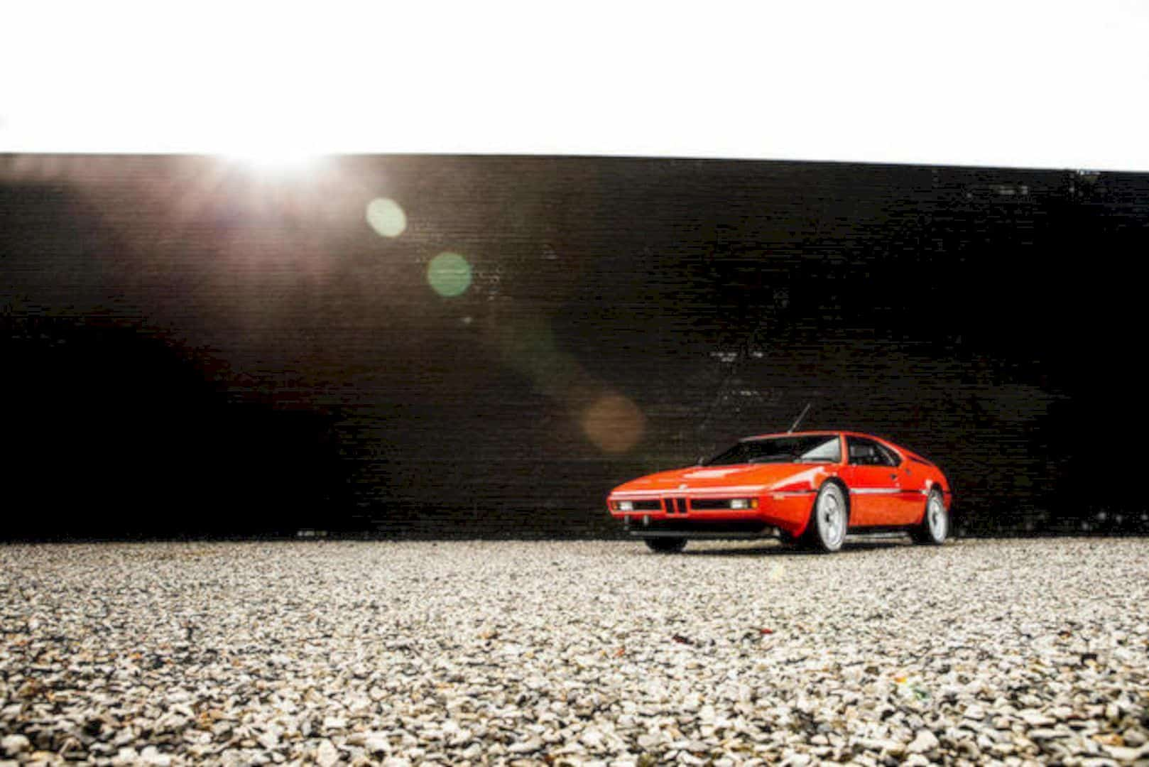 1980 Bmw M1 Coupe 6