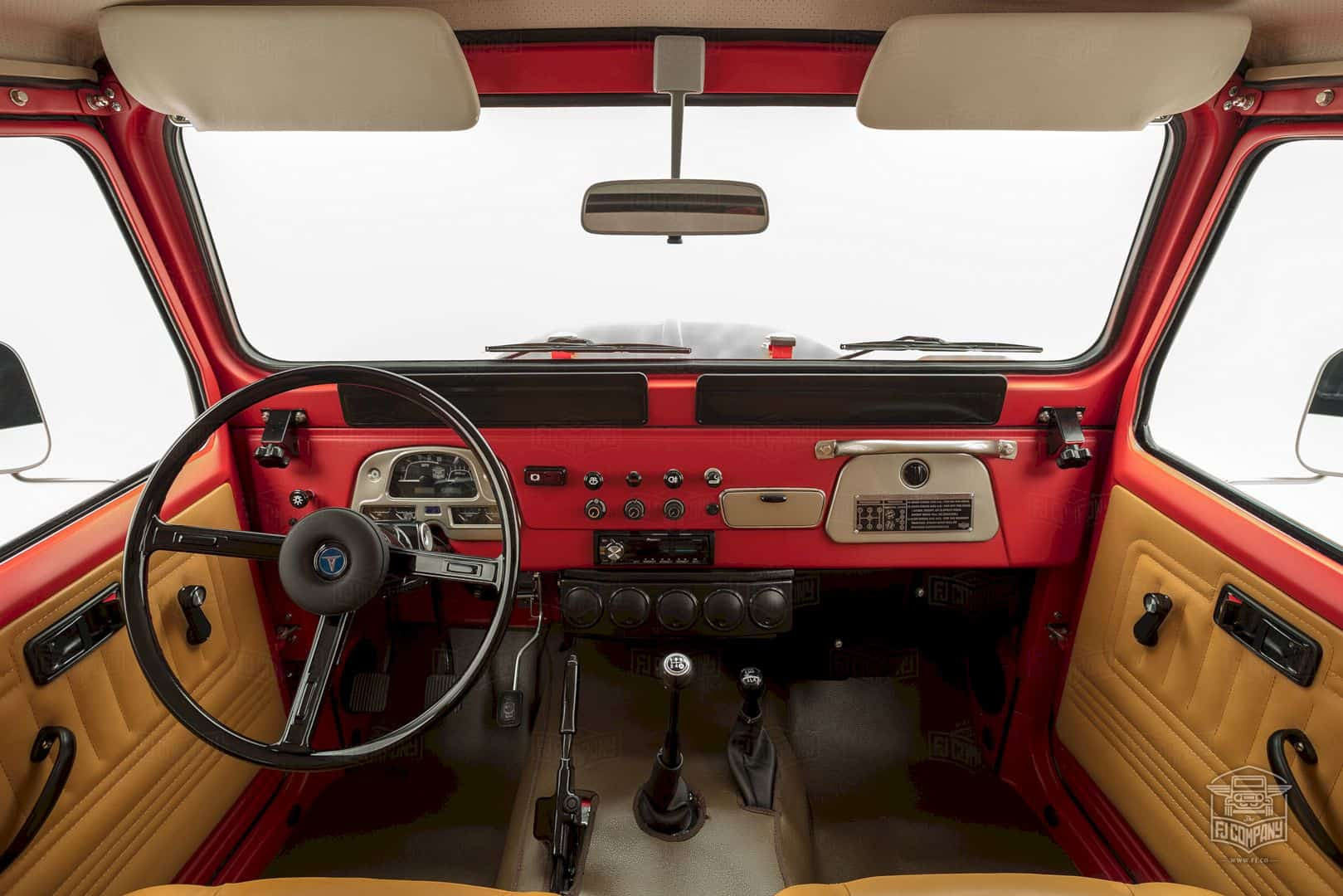 1981 Toyota Land Cruiser Fj43 4