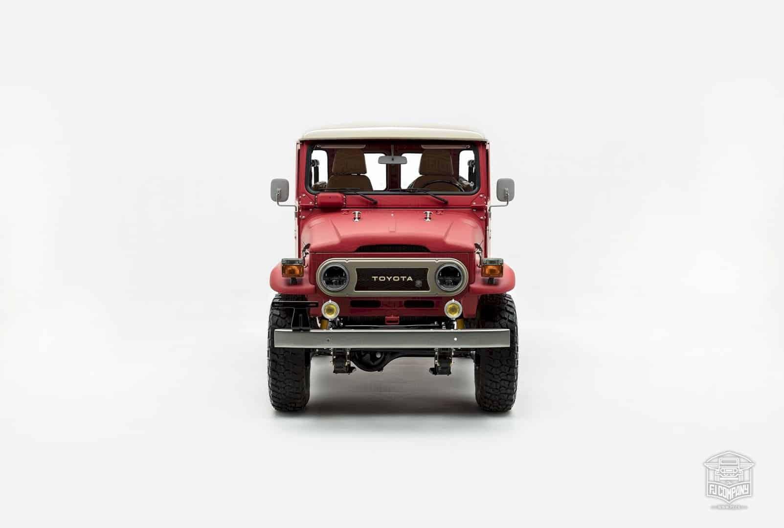 1981 Toyota Land Cruiser Fj43 5