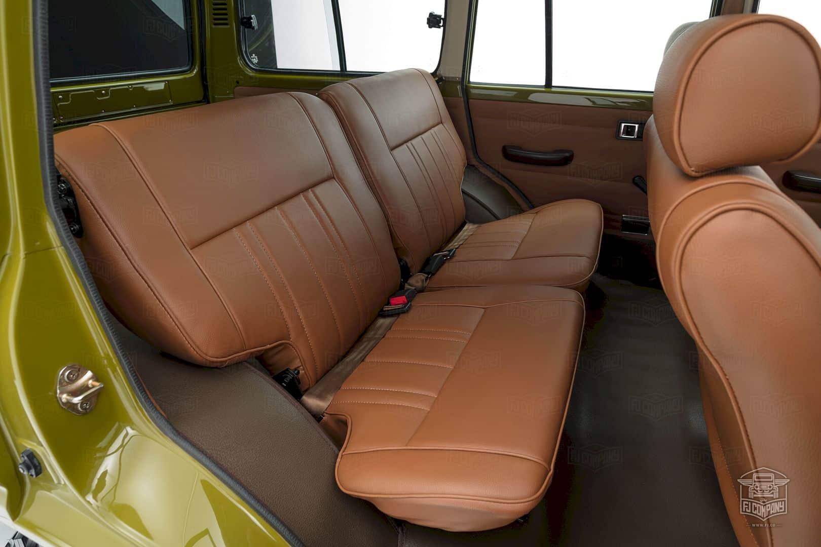 1986 Toyota Land Cruiser Fj62 Olive 3