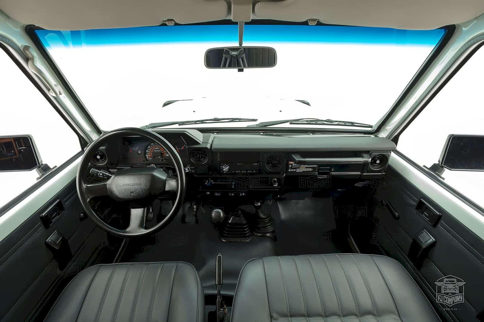 1992 Toyota Land Cruiser Hzj75 2