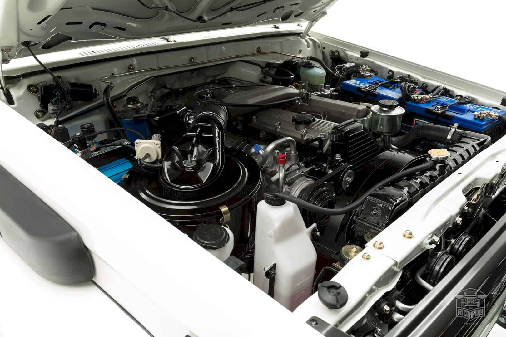 1992 Toyota Land Cruiser Hzj75 3